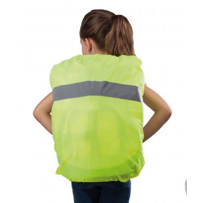 Schulranzen- und Rucksacküberwurf bedruckbar