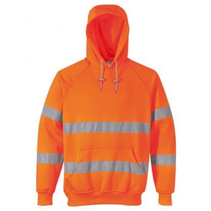 Warnschutz Kapuzen Sweat Shirt