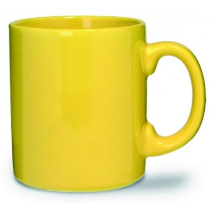 Der Klassiker Klaus in gelb inkl. 1-farbigem Druck