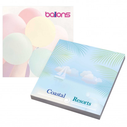 75 mm x 75 mm 50 Blatt Adhesive Notepads