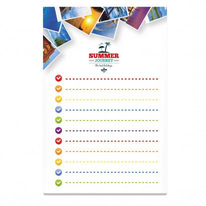 101mm x 152 mm 100 Blatt Adhesive Notepads
