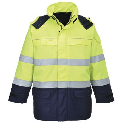 Warnschutz Multi Norm Jacke