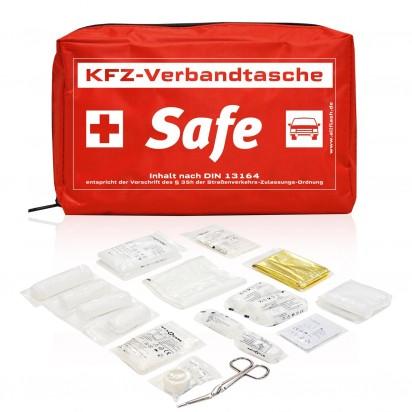 Kfz-Verbandtasche Safe Standard incl. 1-farbigem Standardmotiv