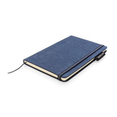 Deluxe A5 Denim Notizbuch