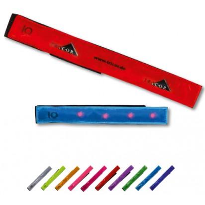 Promotionband LED Star inkl. 1-farbigem Werbedruck