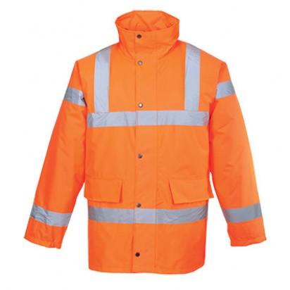 Verkehrs Warnschutz Jacke