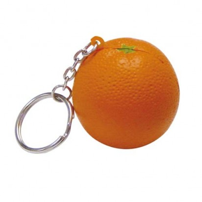 Orange Keyring