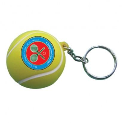 Tennisball Keyring