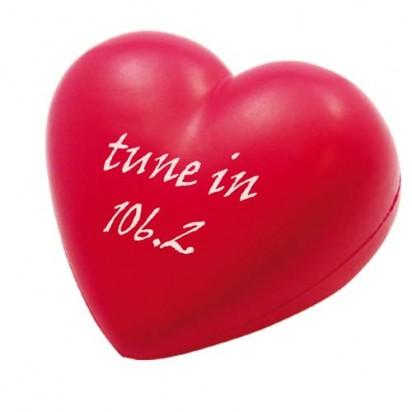 Herz groß
