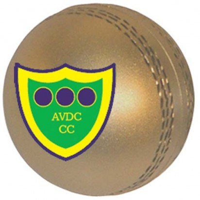 Cricket Ball gold