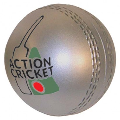 Cricket Ball silber