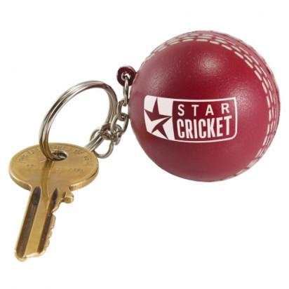 Cricketball - Schlüsselanhänger