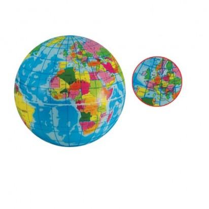 Globus mit Karten
