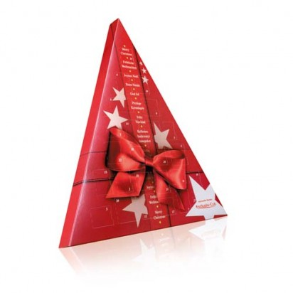 Großer Dreieck-Adventskalender 270g Standard