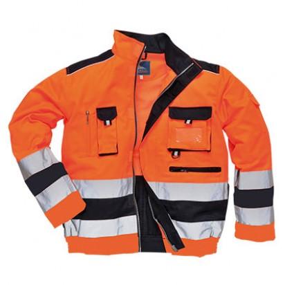 Texo Warnschutz Jacke