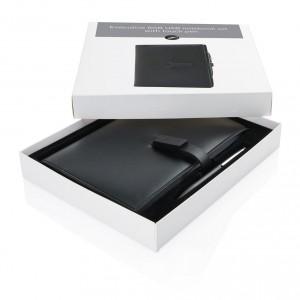 Executive 8GB USB Notizbuch mit Touch Pen